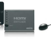 HDMI pārslēdzējs Connect 350