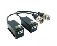Video pārsūtītājs/saņēmējs ar kabeli