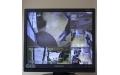 "Samsung SMT-1722 17"" CCTV Monitor + BNC Inputs"