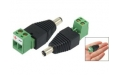 DC Power Jack Connector - Male