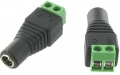 Female DC Power Jack Connector